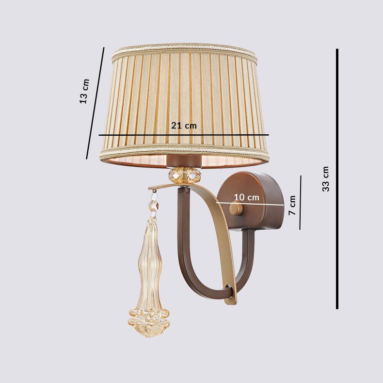 Kinkiet, lampa do salonu JLWL20140378