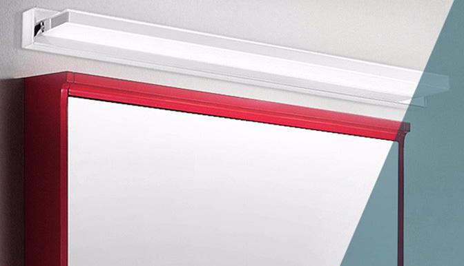 Kinkiet LED 12W 72 cm model: M1858 - W sklepie Led Solution