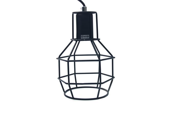 LAMPA sufitowa retro LOFT INDUSTRIAL DL1404 - W sklepie Led Solution