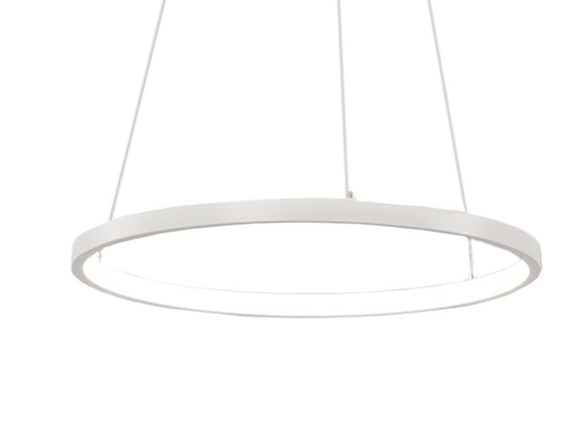 Żyrandol ringi lampa okręgi obręcze żyrandol LED 22W
