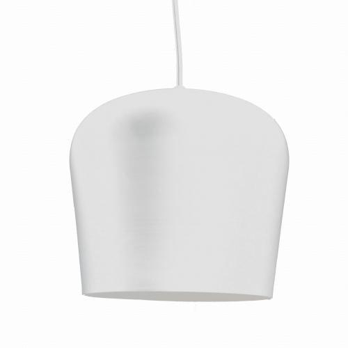 Jak flos aim nowoczesna lampa wisząca biała