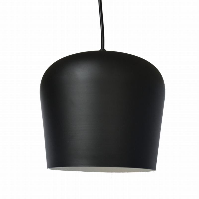 Jak flos aim nowoczesna lampa wisząca czarna