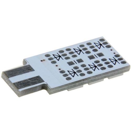Żarówka - barwa biała T10 6 LED Non-polar LB24