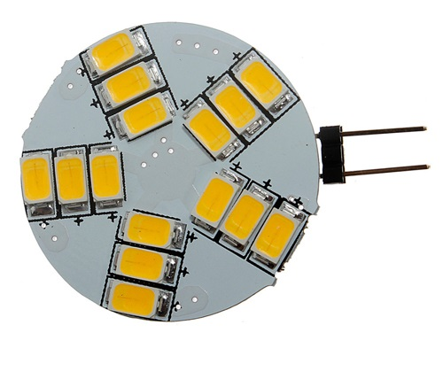 Żarówka zimna biel G4 15 LED LY16
