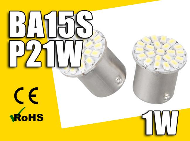 Żarówka - P21W 22 LED LF01  - W sklepie Led Solution